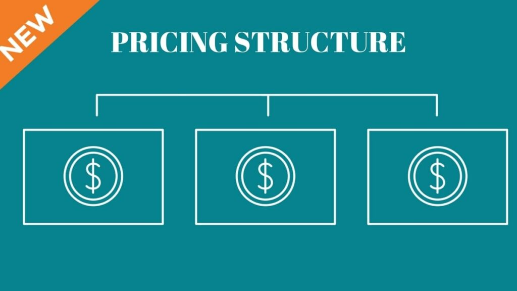 Differences In Pricing Structure