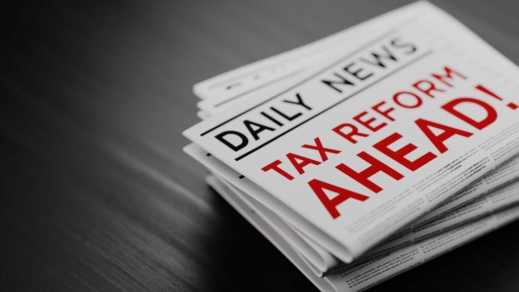 The 28% Tax Overhaul