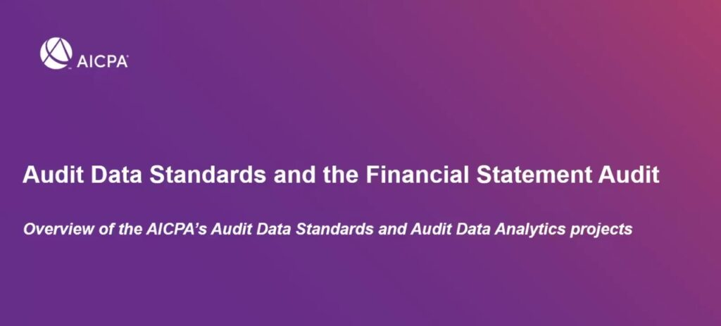 AICPA Audit Guidance: Use Of Specialist & Pricing Information